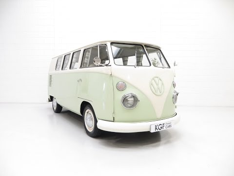 A Delightful RHD Volkswagen Type 2 Split Screen Camper Beautifully Appointed. SOLD!
