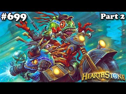 Hearthstone Aggro Buffadin S36 Parte 2 Standard #699