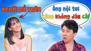 Trấn Thành muốn THỞ OXY trước độ MẶN của MẦM NON GIẢI TRÍ mới nhú ?!  | SML