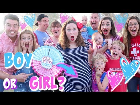 IT S A.....💖💙?! | Funny Surprise Gender Reveal Videos from YouTube · Duration:  10 minutes 9 seconds