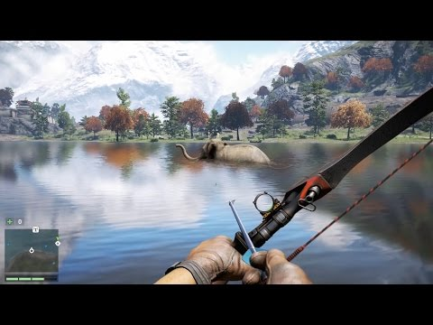 FAR CRY 4: EL FANTASMA #10