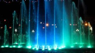 Магнитогорск - Музыкальный фонтан