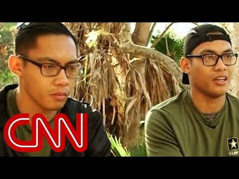 Dreamer twins may be deployed or deported