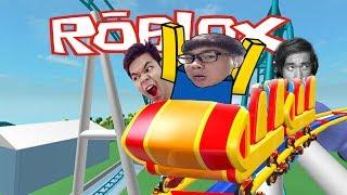 CÔNG VIÊN MUÔN VÀN TÀU LƯỢN - Roblox Point Theme Park