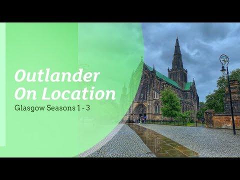 Outlander On Location: Glasgow