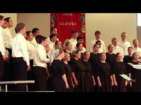 Wana Baraka - Shenandoah Christian Music Camp