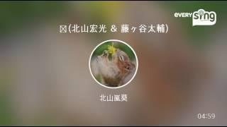 Singer : 北山嵐葵 Title : 証(北山宏光 & 藤ヶ谷太輔) 久しぶりに歌い...