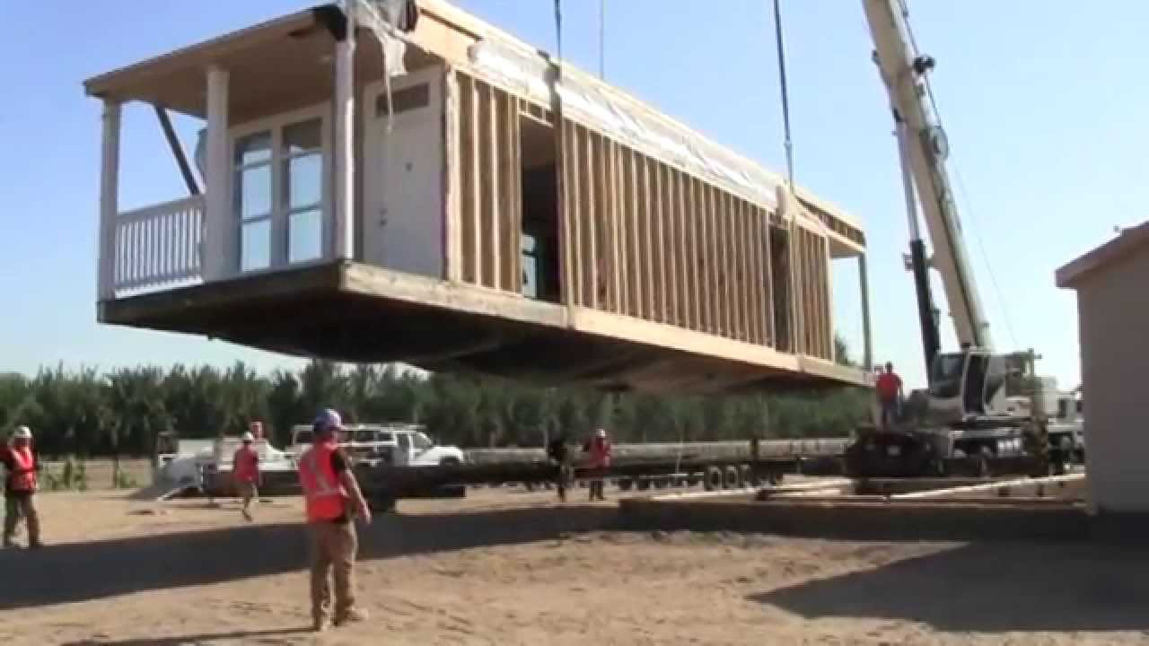 Modular home from start to finish youtube for How to start building a house