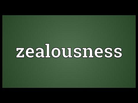 Header of zealousness