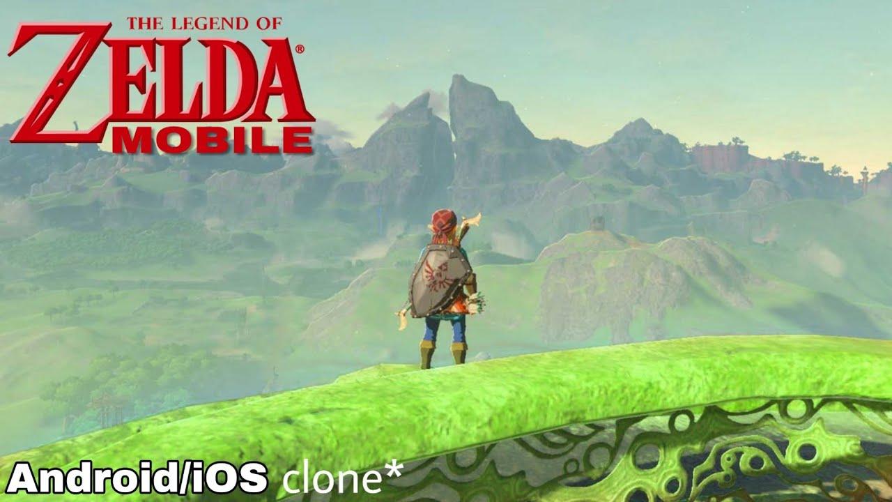 Zelda Mobile Clone Genshin Impact Gameplay Trailer Androdi ...