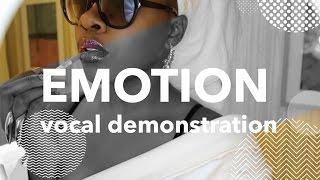 Destiny's Child - Emotion Song Lyrics