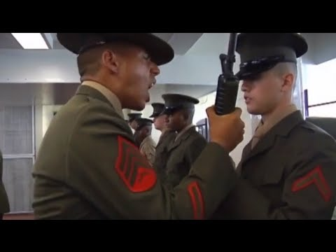 Making Marines - A Drill Instructor Story - Part 2