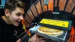 Ich teste einen PIZZA AUTOMATEN🍕📱(Nach einem Jahr)