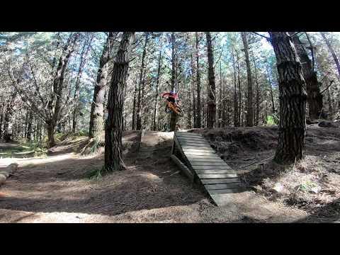 Woodhill Mtb Park Edit New Jump Track