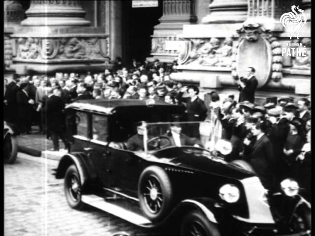 Paris Motor Show - 1926 (1926)