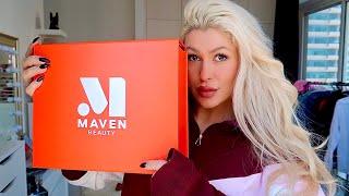 Unboxing i review MavenBeauty proizvoda
