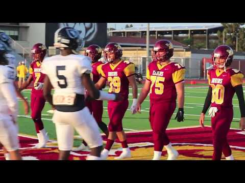 High School Football: Long Beach Wilson vs. Mayfair