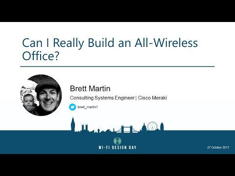 Brett Martin: Can I really build an all-wireless office?