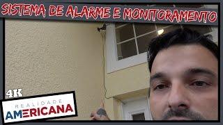 Sistema de Alarme e Monitoramento nos Estados Unidos