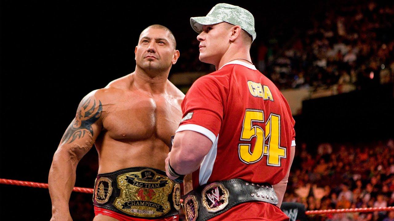 Download John Cena's unforgettable tag team partners: WWE Playlist