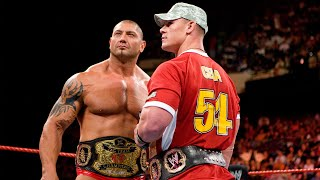 John Cena's unforgettable tag team partners: WWE Playlist