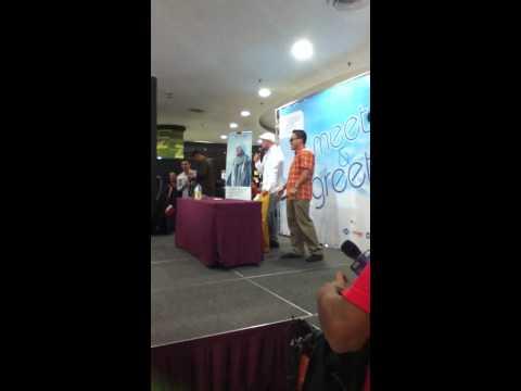 Maher Zain at The Mines Shopping Mall, Malaysia