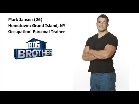 K-FROG Big Brother 19 Interview: Mark