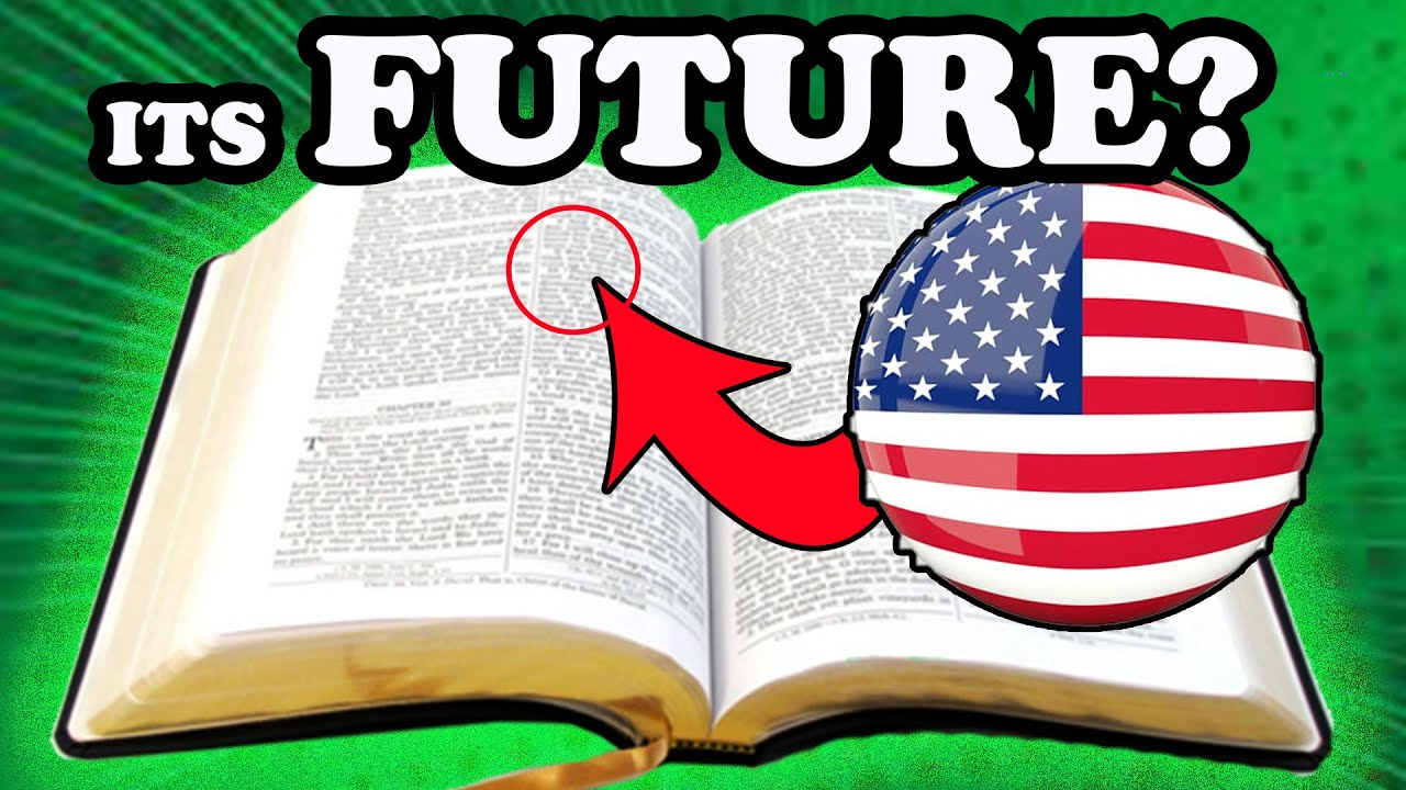 Future of America According to Bible Prophecy - SURPRISING