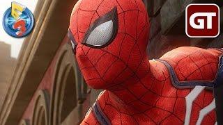Thumbnail für Das sind die Richtigen dran | SPIDER-MAN in der E3-Auswertung - Trailer-Check zum Gameplay
