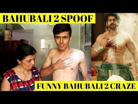 Bahubali 2 Spoof | Craze After Watching Bahubali 2 The Conclusion - Funny Bahubali 2 Spoof