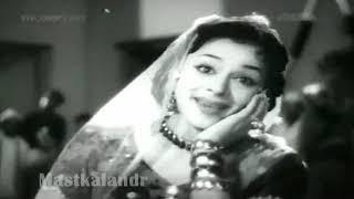 yar ka iqrar jhootha,is jahan ka pyar jhootha.. Asha_Rafi_Manna Dey_C Ramchandra..a tribute