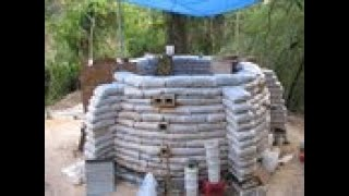 Earthen Hand Earthbag Dome Puerto Rico 4/10