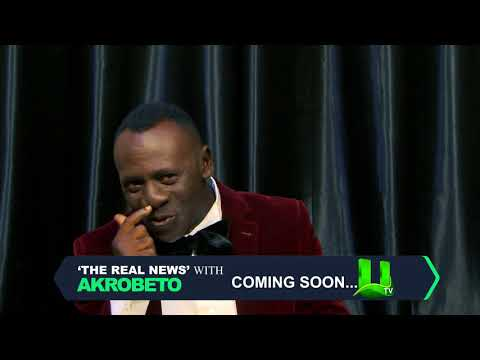 COMING SOON: The \'Real News\' With Akrobeto