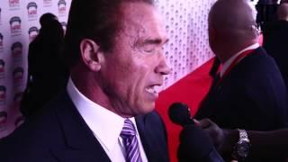 Arnold Schwarznegger - Empire Awards 2014 Thumbnail