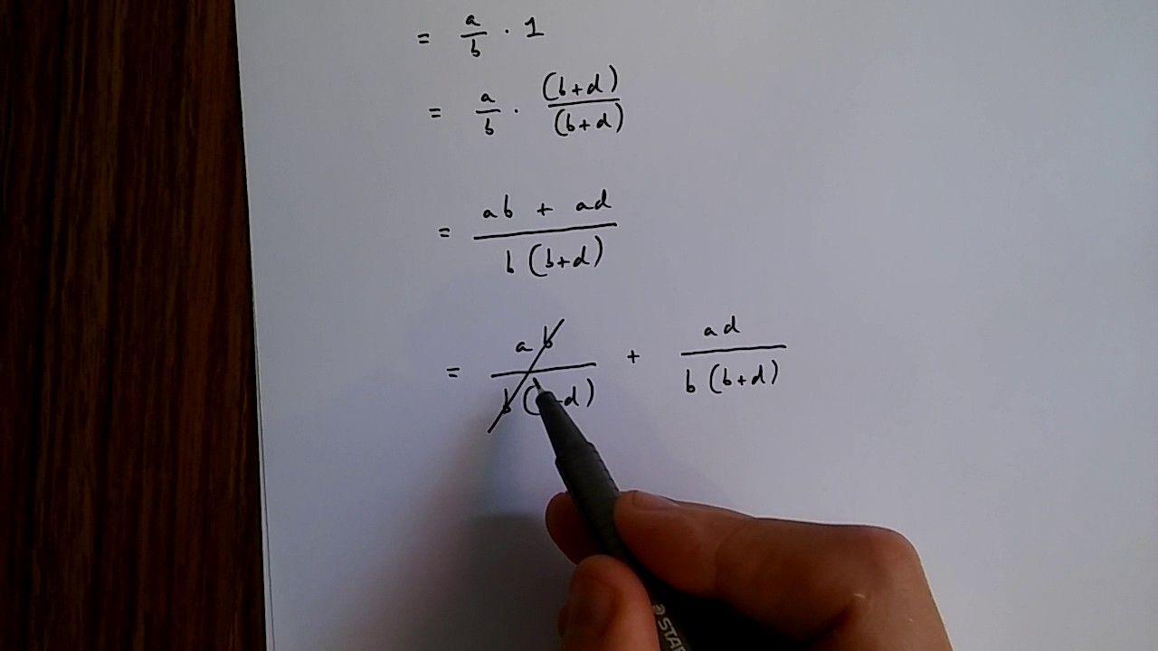 If A Bc D Then A Bac Bd Mathematical Proof Youtube