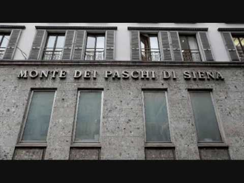 ITALY facing BANK RUNS Italian banks COLLAPSING