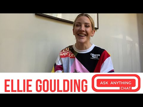 Ellie Goulding Teaches Us How To Roll Our Eyes