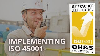HOW LONG DOES IT TAKE TO IMPLEMENT ISO 45001? thumbnail