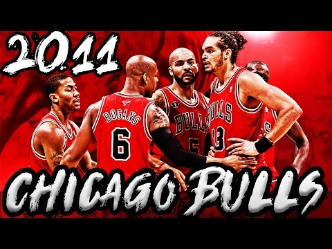 REBUILDING THE 2011 CHICAGO BULLS! NBA 2K17 My League