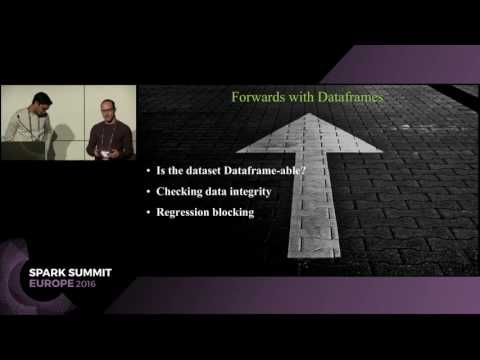 Adopting Dataframes and Parquet in an Already Existing Warehouse (Sol Ackerman)