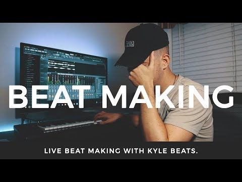 BEAT MAKING LIVESTREAM! Making a Trap Beat on FL Studio From
