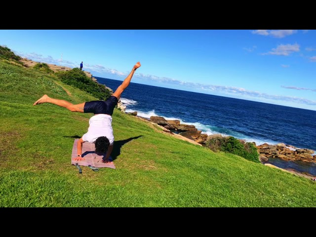 The practice of yoga
