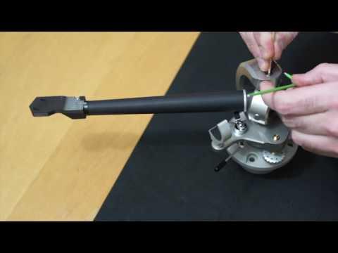 Swedish Analog Technologies - SAT tonearm bearing pre-load