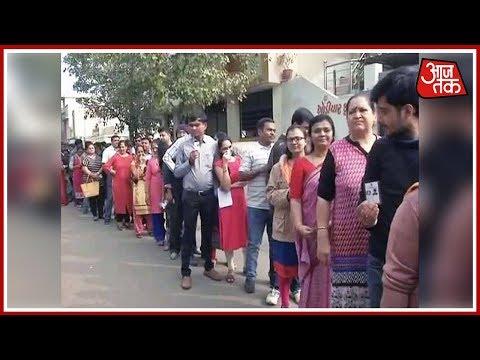 Shatak Aajtak   Gujarat Gears Up For Second Phase Of Polls Tomorrow