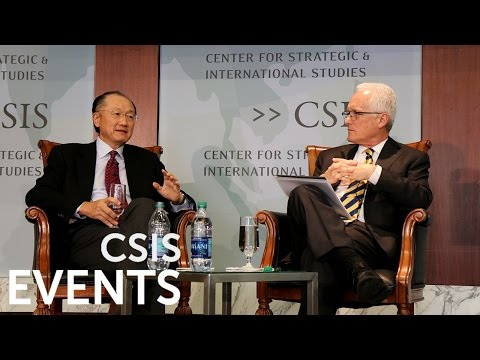Preventing the next pandemic: A conversation with the World Bank President