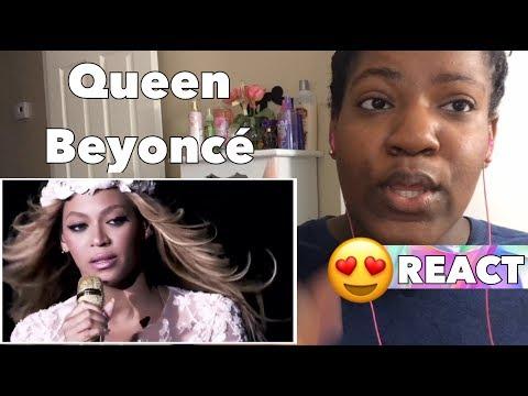 Beyoncé - Resentment LIVE On the run tour   REACTION!!!