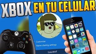TIENES UN XBOX ? | DEBES DESCARGAR ESTA APLICACIÓN A TU TELÉFONO !