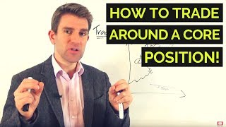 Swing Trading Strategy: Trading Around a Core Position 👍