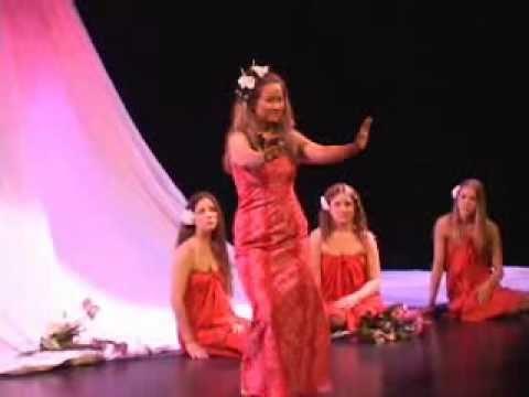 KALUA HAWAIIAN DANCE