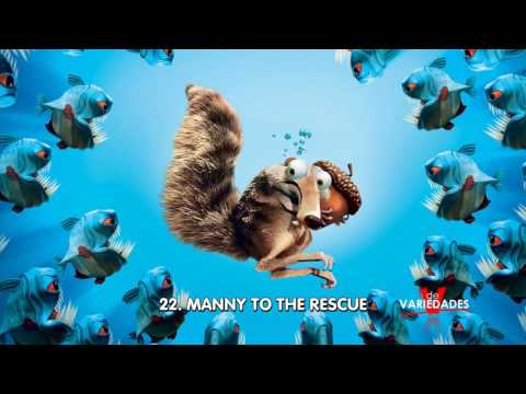 Ice Age 2 The Meltdown Soundtrack by John Powell   22  Manny To The Rescue